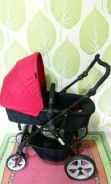 Sweetcherry Vetro stroller - like new