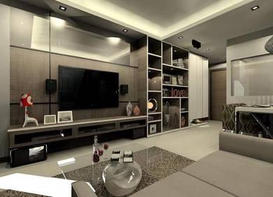 {Hot Cake} 0 Bayaran Muka Rebat 3r2b Shah Alam Klang Apartment