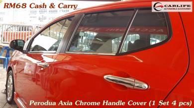 Perodua Axia Chrome Handle Cover Malaysia Product