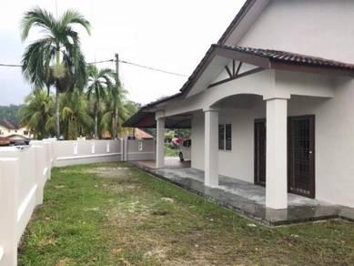 1storey Corner Lot Tmn Sri Saujana Kota Tinggi NON BUMI FULL Loan T&C