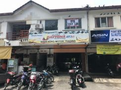 Shop 2 storey 20x75 near 7/11 Batu 16 Taman Mawar Rawang