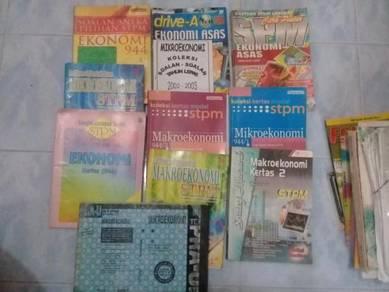 Economic asas, micro & makro economic books