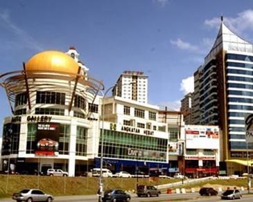 Kiosk Lot In 1 Borneo Hypermall, Jalan Sulaman, Kota Kinabalu, Sabah