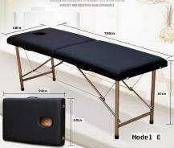 Katil urut lipat baru / New foldable beauty bed