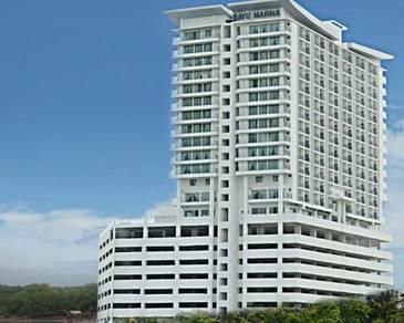 Bayu Marina Service Apartment In Taman Bayu Puteri, Johor Bahru, Johor