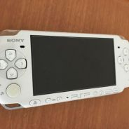 PSP 3006 Pearl White Edition