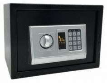 Digital safety box / peti besi keselamatan T-25