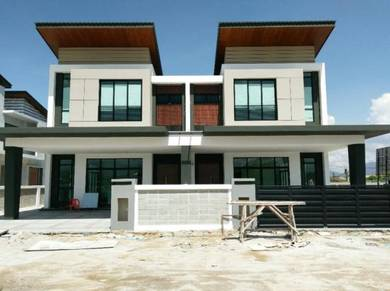 FREEHOLD Luxury 2.5sty Semi D, Cliffville Villa, Ipoh