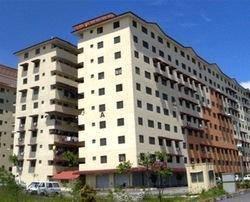 Apartment Aman Putra, jalan aman putra Jinjang, Freehold