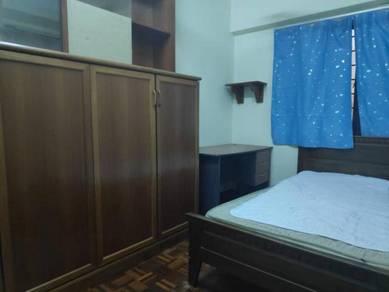 Single Room for Rent - Vista Komanwel A, Bukit Jalil