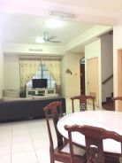 Taman Impian Emas, Double Storey Terrace, Renovated, Extended Unit