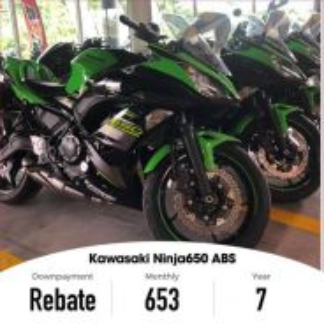 Kawasaki Ninja 650 SE ABS