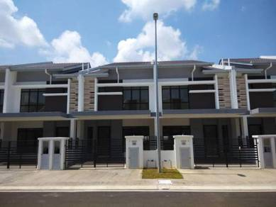 New Double 2 Storey Terrace House - M Residence 2 Kota Emerald Rawang