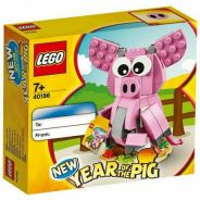 LEGO New Year Of The Pig 40186