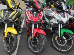2018 Benelli rfs150i - new - apply ic only