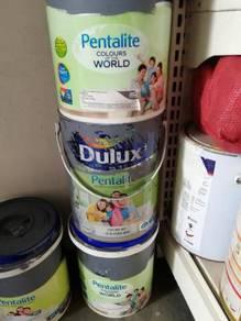 5L dulux Pentalite DAISY WHITE