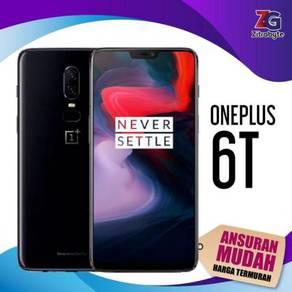 Oneplus 6T [128/256GB] (Ansuran Mudah)