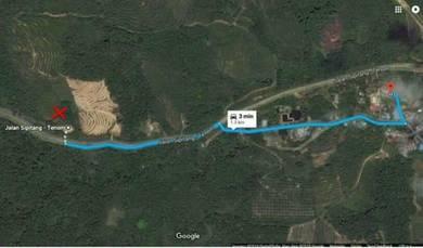 Tenom Area 9.47 Acres