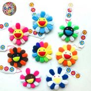 Takashi Murakami Flower Strap Pin