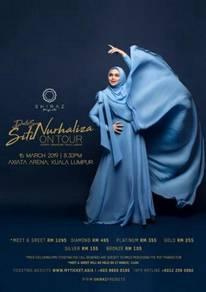 Dato' Sri Siti Nurhaliza on Tour 2019 KL