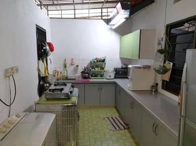 Cheeseman rd 1storey house Near Freeschool Jelutong penang