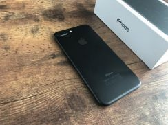 IPHONE 7 PLUS 128GB MY MATT BLACK apple official