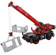 LEGO Technic Rough Terrain Crane 42082 Building