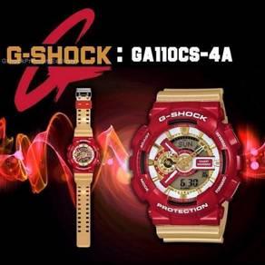 [Gunuine] Exclusive G-Shock GA-110CS-4A Iron man