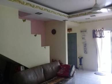 Below market value*fully renovated 2 storey house taman klang utama