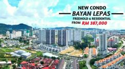 New Pre-Launch Condo | Bayan Lepas | Open For Registration Now!