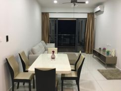 Country Garden DIRECT OWNER NO AGENT FEE 3 Bed Furnish CIQ Johor Bahru