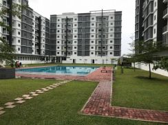 Kampus West City Condominium