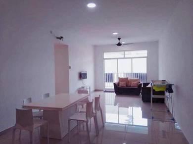 Rumah Sewa 2 Bilik Apartment Full Furniture Kempas Johor Bahru