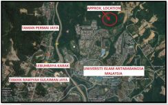 6.531 Acres Agriculture Land In Gombak, Kuala Lumpur