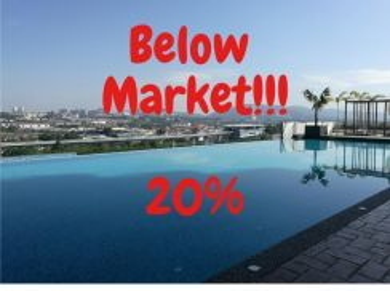 Below Market !!, Sungai Long, C180, Cheras, Mahkota Cheras, MRT R