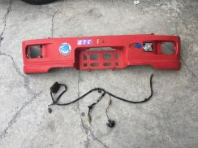 L2s rear bumper