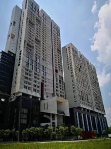 Cyberjaya studio cheapest to rent in tamarind square & semi furnished