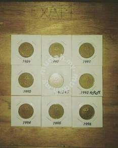 RM1 Coin