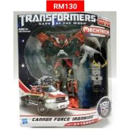 Cannon Force Ironhide Transformers Voyager Class