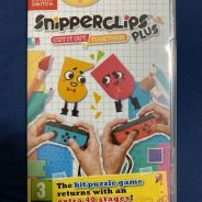 Nintendo switch snipperclips