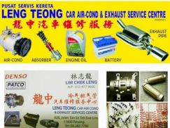 Car air cond, exhaust, servicing & other - Penang
