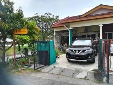 Single Storey END LOT (Tepi Playground), Taman Desa Permai, Meru Klang