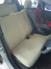 Seat Sambung Cream 2Tone Passo