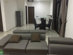 House let with full furniture.