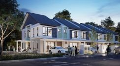Seri Alam Johor Double Storey !! NEW UNIT !! LOWEST PRICE !!