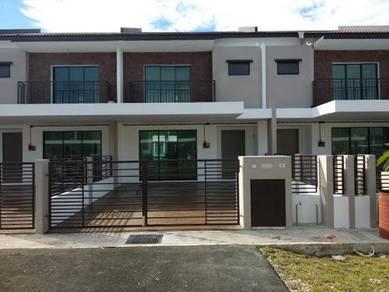 END LOT Rumah 2 tingkat untuk disewa SAUJANA KLIA (SEGERA) MURAH!!!