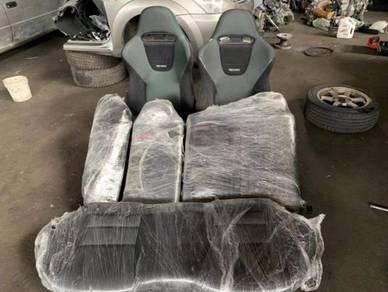 Honda CL7 Seat Complete