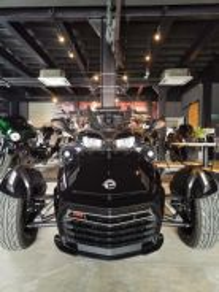 Can am spyder F3-S unreg shop loan dp 10%