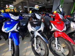 Honda wave 125 - limited offer