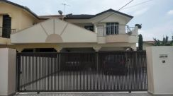 Double Storey Semi D House Ipoh 4R3B RENOVATED GOOD LOCATION